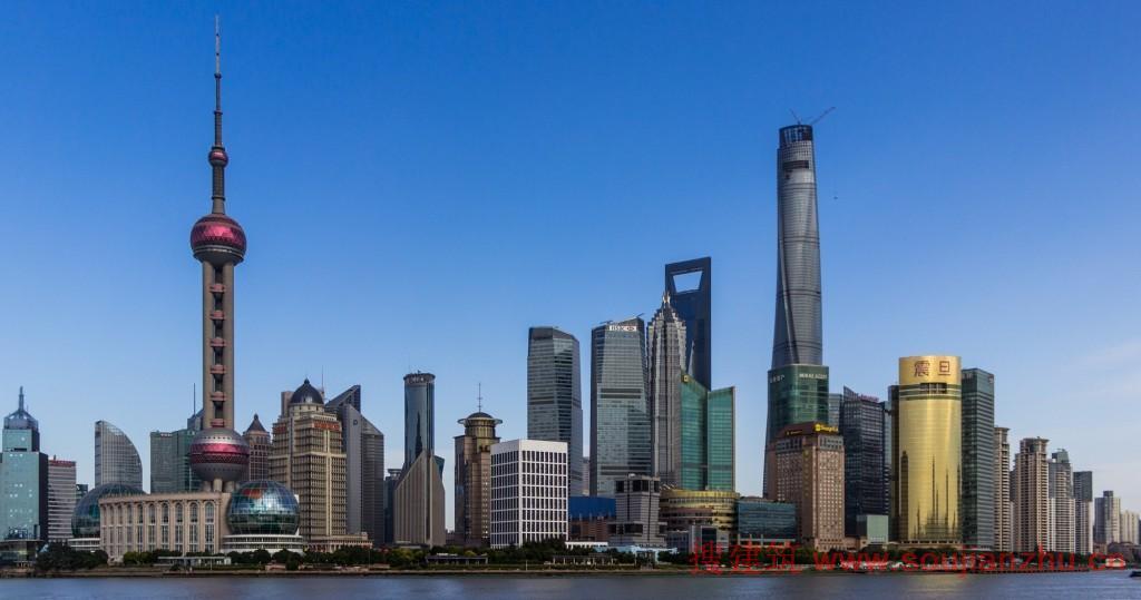 2015年世界十大超高层新建建筑