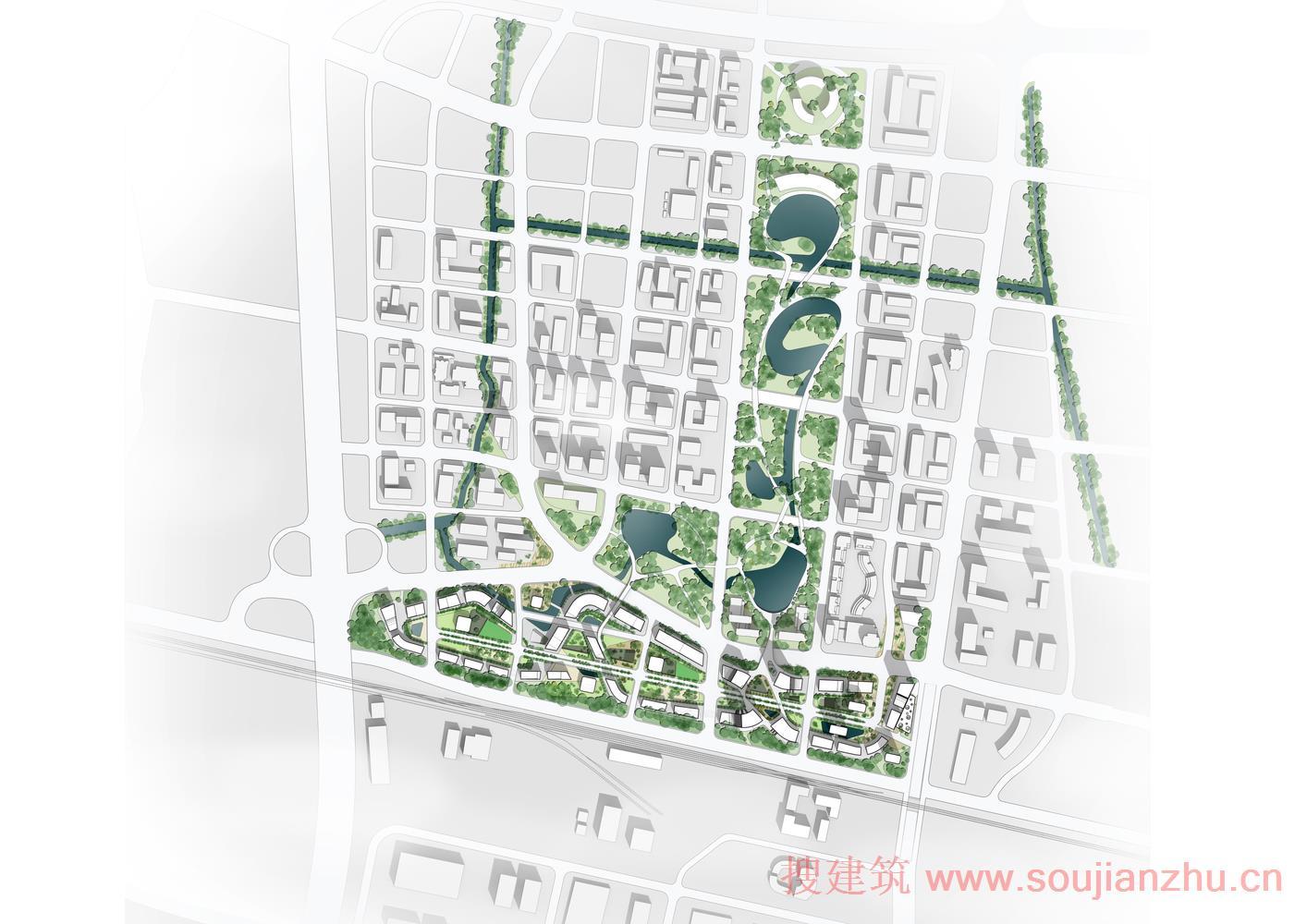 科技建筑设计图尺寸1440