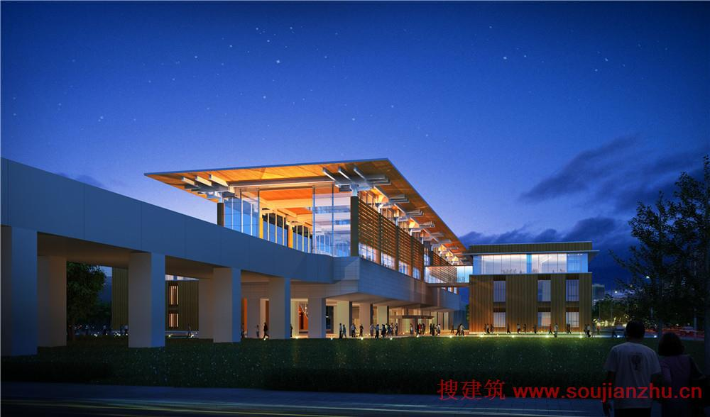 方案-北京市市政工程设计研究总院有限公司&北京建工建筑设计研究院