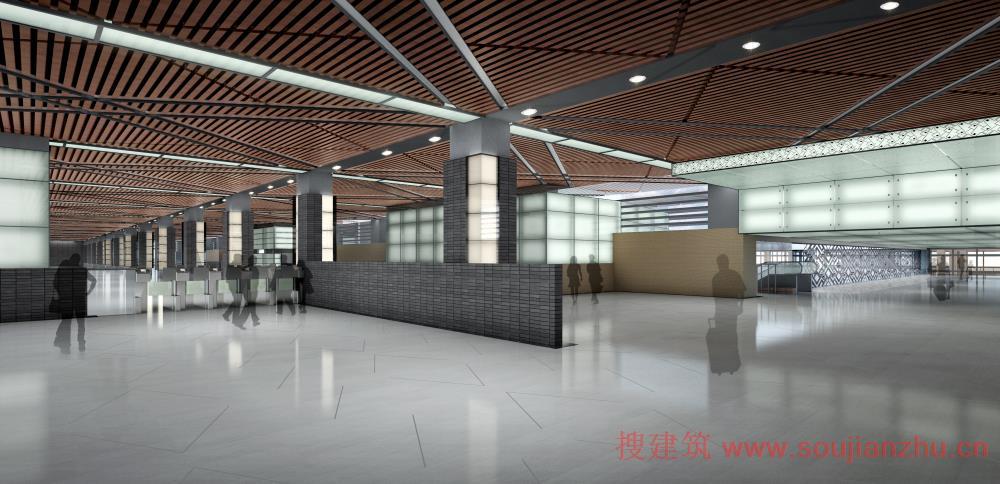 以钢结构屋顶和人造石外墙饰面为主,估算造价一亿九千万.