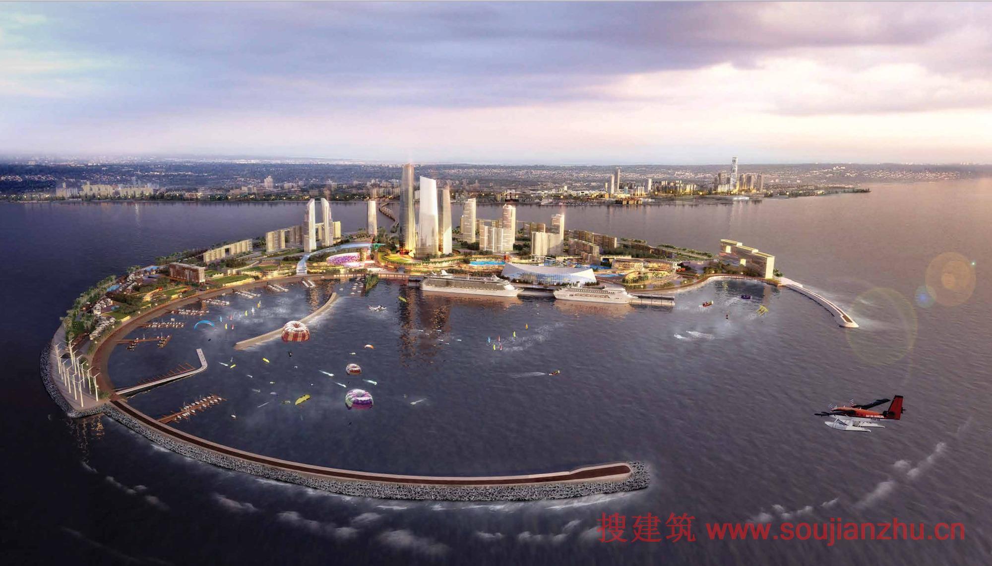 南海岛屿建设最新图片