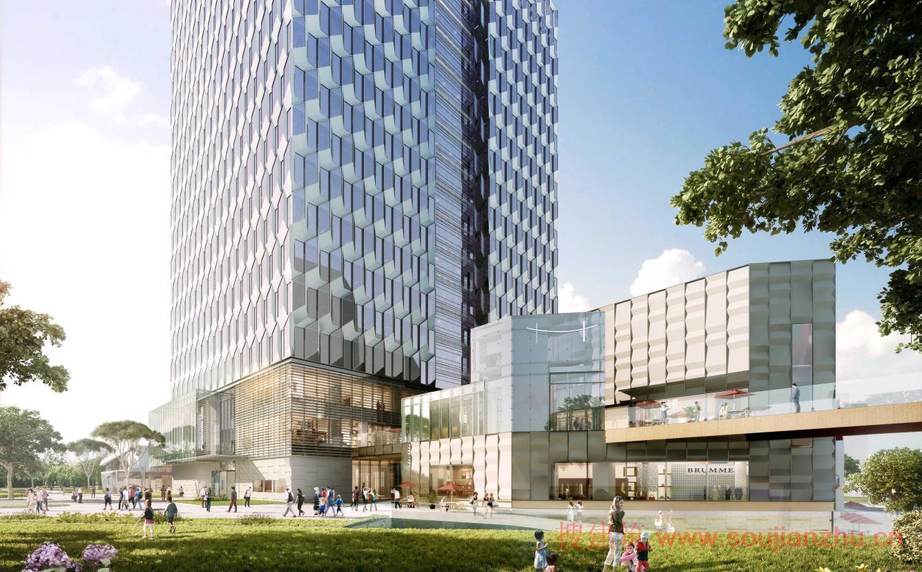 贝诺发布上海尚悦街 西街综合发展项目设计  贝诺很荣幸地发布其在上海近阶段最重要的项目之一 尚悦街-西街,该项目位于极具滨江特色超大型城市综合体开发项目之一陆家嘴滨江金融城,贝诺获委任为该项目总体规划、建筑设计及室内设计工作,并正将该项目向2018年的完工计划推进。  这片由上海造船厂从十九世纪开始经营的造船厂地块,位于陆家嘴滨江金融城,占地约250,000平方米的土地,正在由中信集团和中船集团合力打造,重新开发为城市未来标志性的集金融办公、地标商业、艺术中心、顶级豪宅、高端配套五大功能为一体的「高