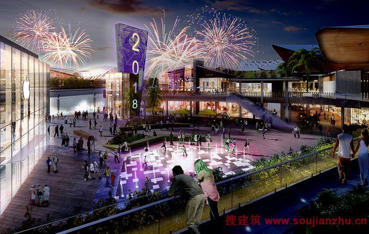 benoy公布了新海南岛的设计方案