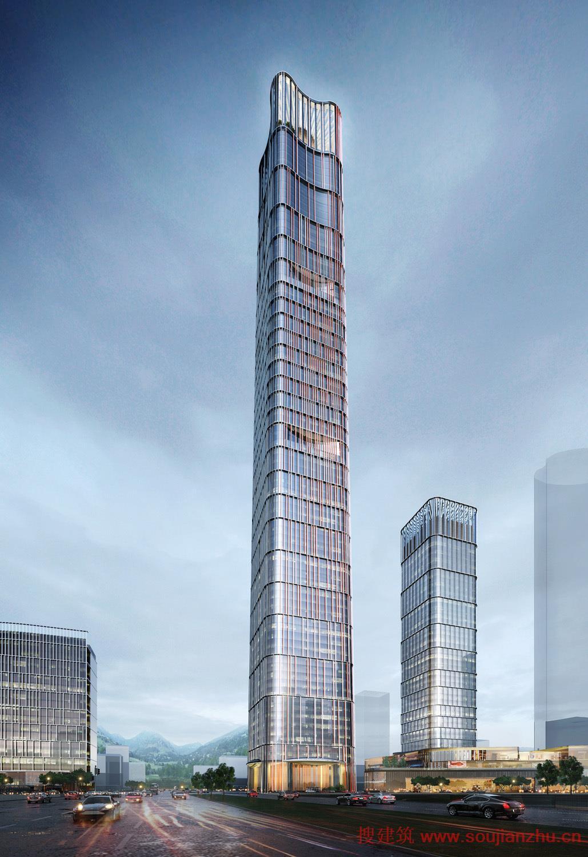 搜建筑网 -- 武汉新光谷中心综合体设计