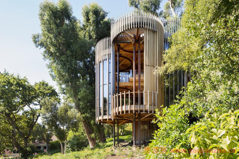 南非·木制小屋
