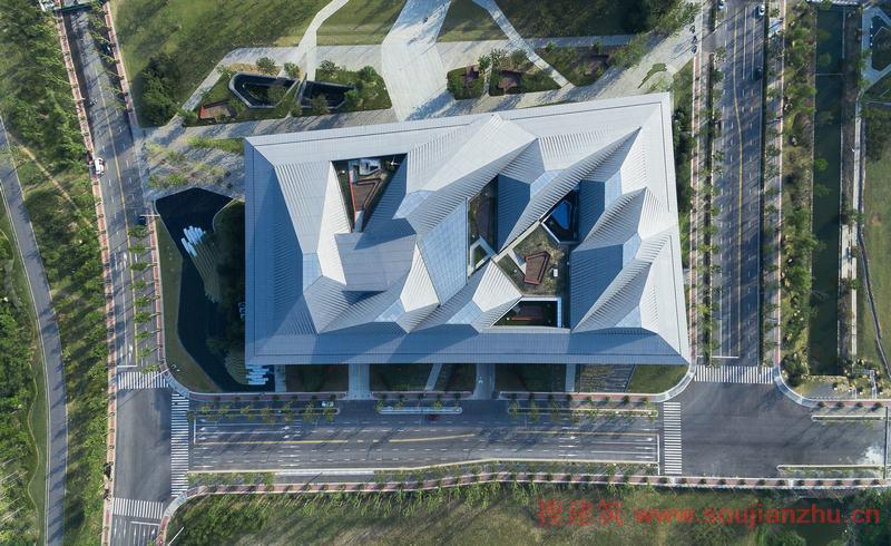 南京·生态科技岛会展中心