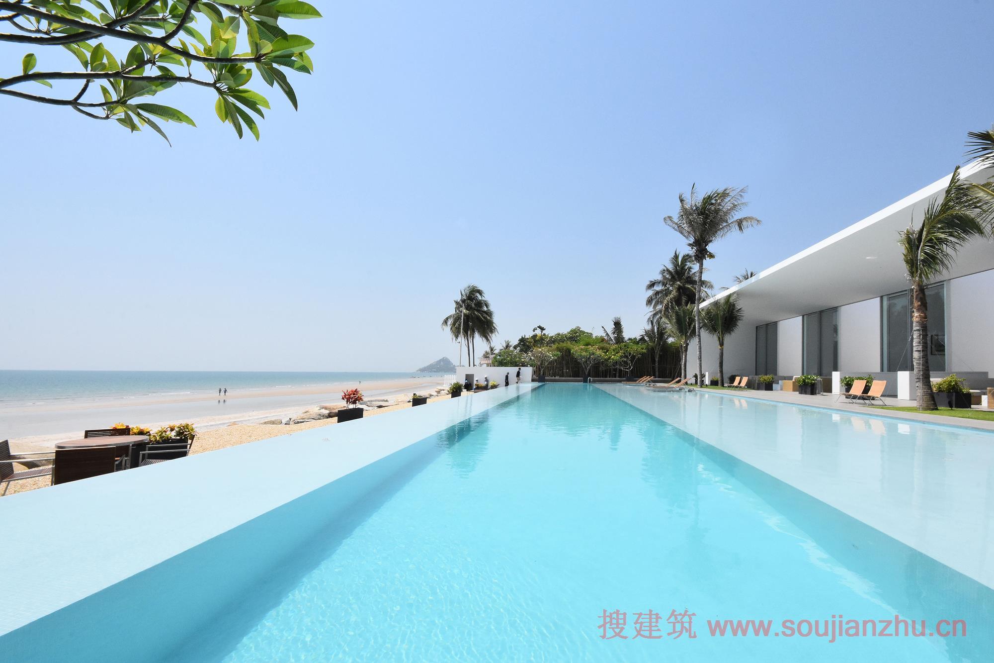 泰国·海边别墅