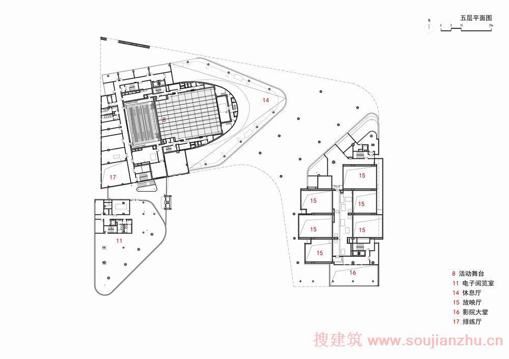 上i春秋电影网_搜建筑网 -- 江苏·昆山大戏院---中国建筑设计院·本土设计研究中心