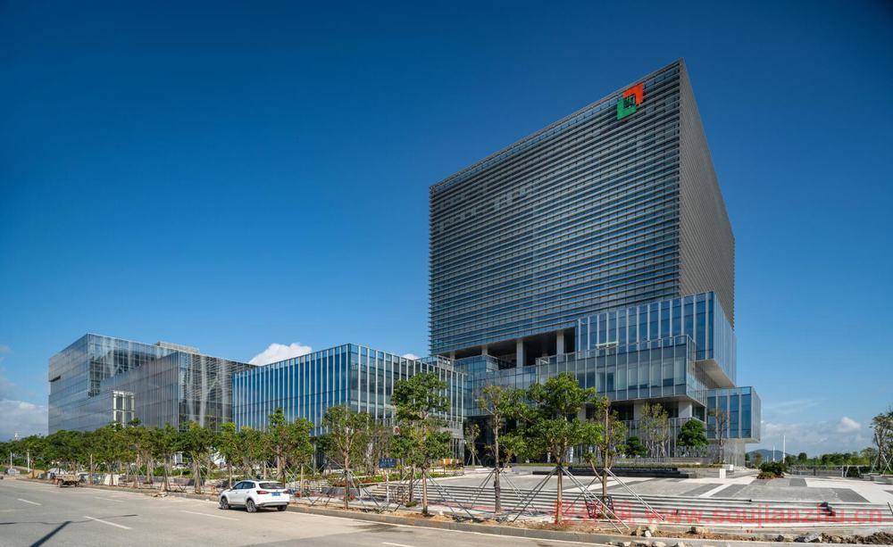 项目:粤澳合作中医药科技产业园总部大楼 位置:中国珠海 服务范围:设