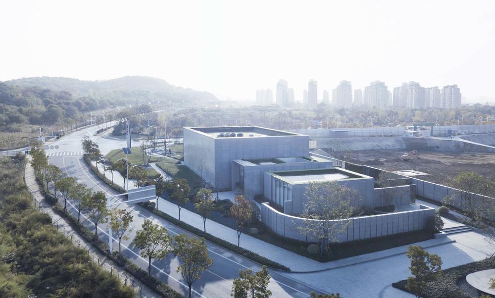 搜建筑网--武汉六和图书馆---花山设计平面设计窗户的添加图片
