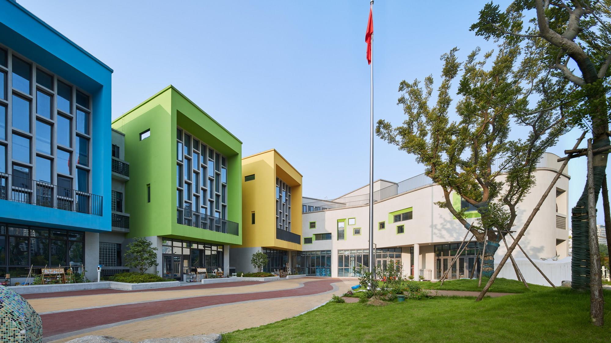 浙江·杭州胜利小学附属幼儿园---浙江大学建筑设计研究院有限公司图片