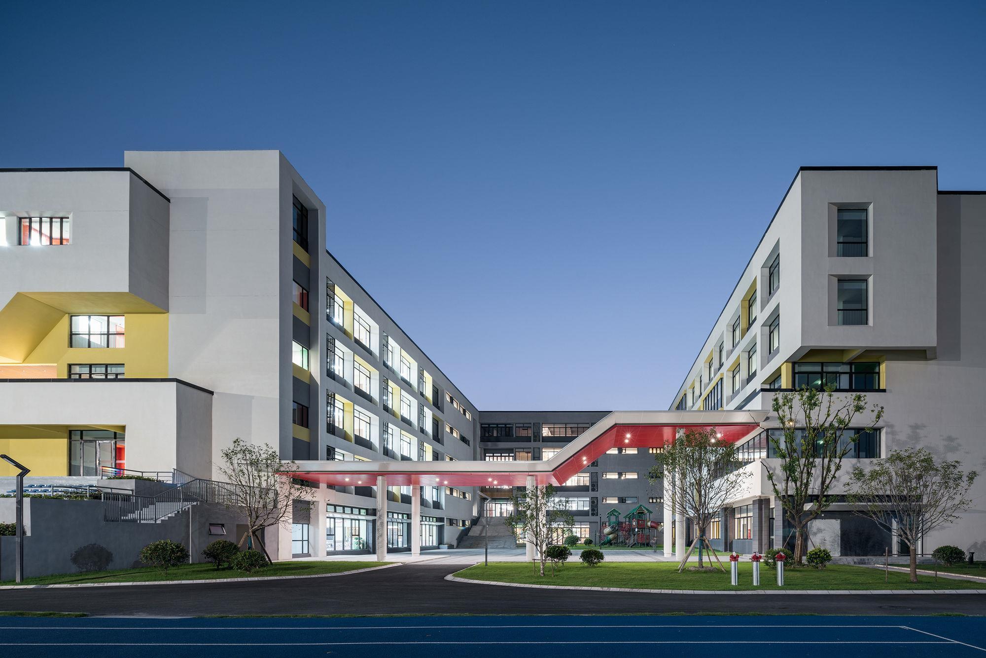 特定空间的想象_上海·青浦协和双语学校---实现建筑设计事务所-搜建筑网