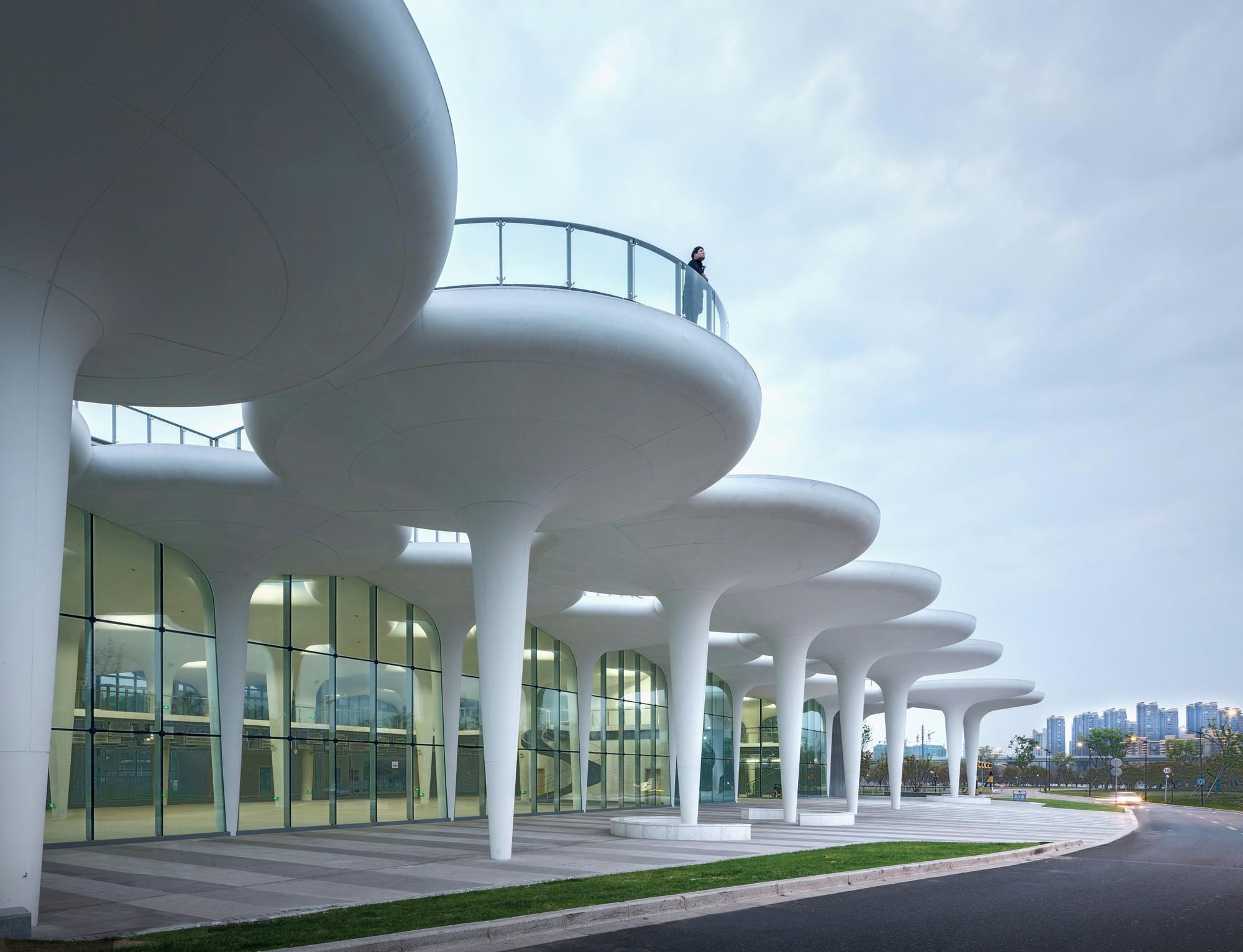 杭州·临平体育公园配套工程项目---筑境设计