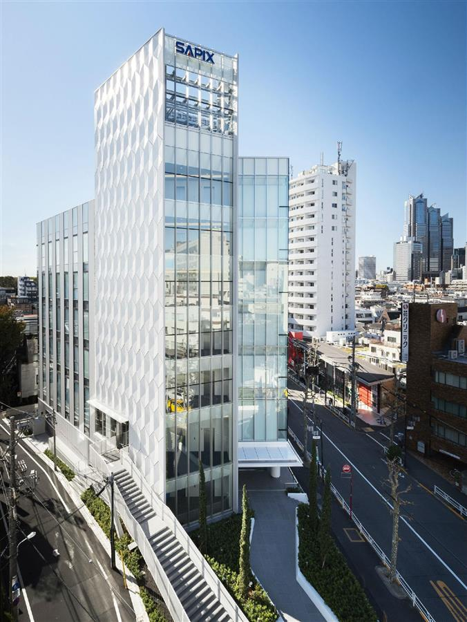 日本·JEC办公楼---to-ripple Inc. + UDS + Toda Corporation