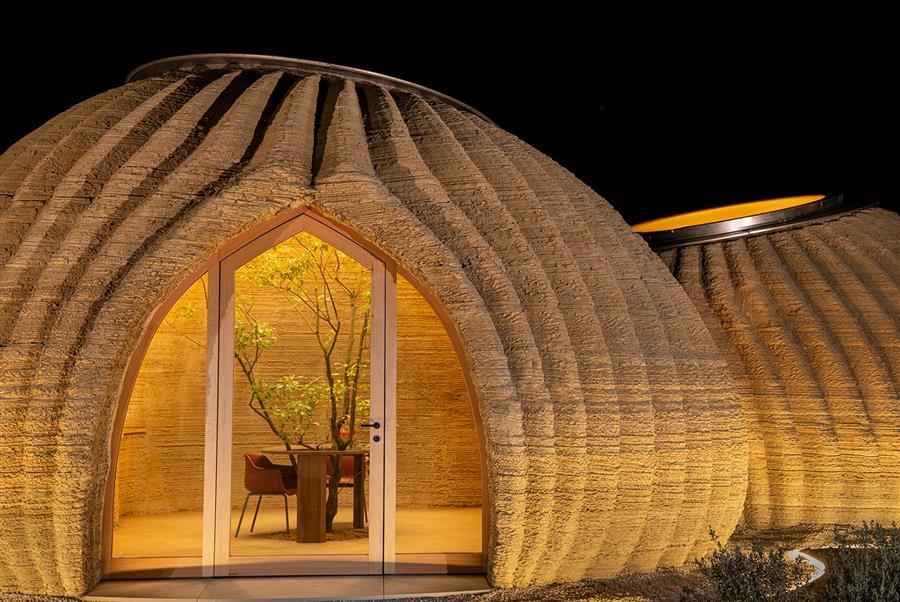 TECLA 3D打印生态住宅